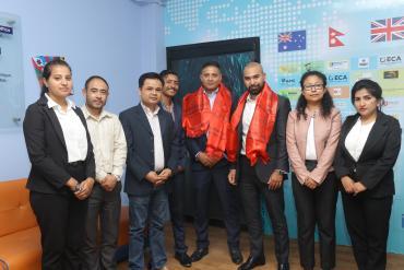 12th UK Education FAIR - 21 October Kathmandu , Nepal 2019