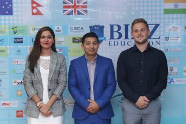13th Bizz UK Education Fair - 6 & 7 Nov ,Kathmandu , Nepal 2019